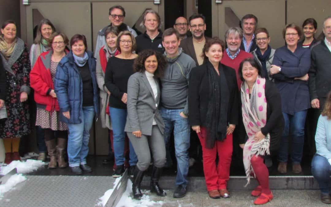 Erstes erweitertes D-A-CH-Treffen in Mainz