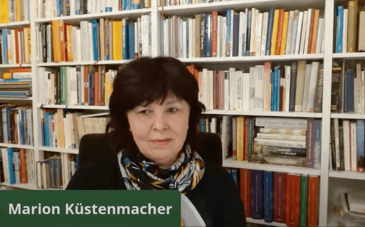 """Empfehlung: """"Im Gespräch mit Marion Küstenmacher"""""""