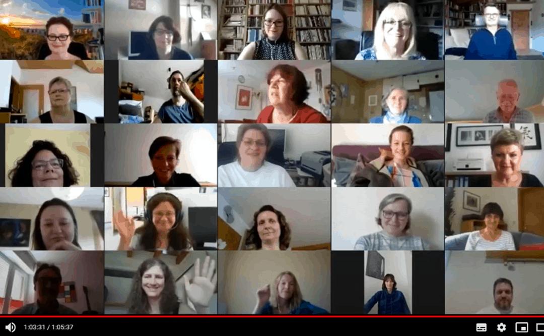 Enneagramm im Gespräch – ÖAE online Themen Talk
